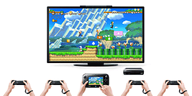 New Super Mario Bros. U screen shot 5