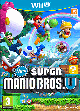 New Super Mario Bros U for Nintendo Wii U at GAME