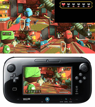 Nintendo Land Review for Nintendo Wii U at GAME 