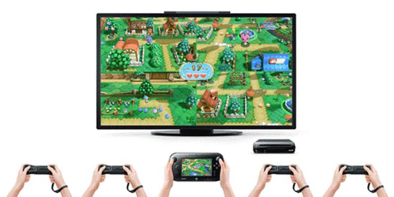 Nintendo Land Wii U Cover Art