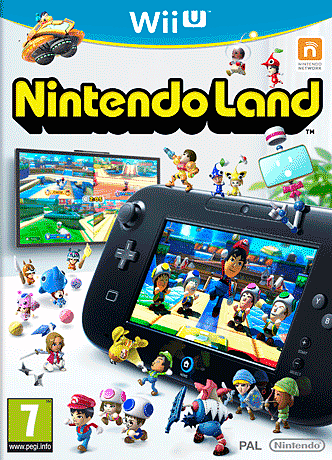 Nintendo Land for Wii U at GAME
