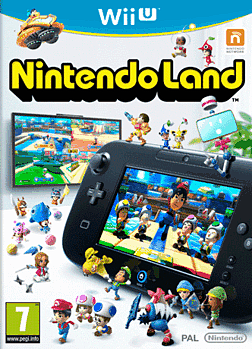 Nintendo Land Wii U Cover Art