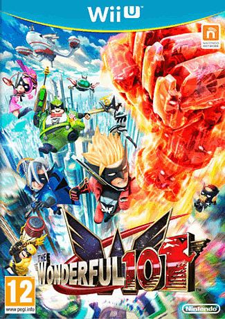 The Wonderful 101 for Nintendo Wii U at GAME