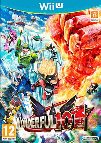 The Wonderful 101 on Wii U at GAME