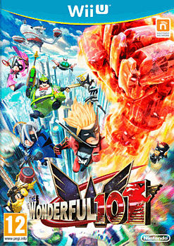 Project P-100 Wii U Cover Art