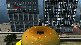 LEGO City: Undercover screen shot 9