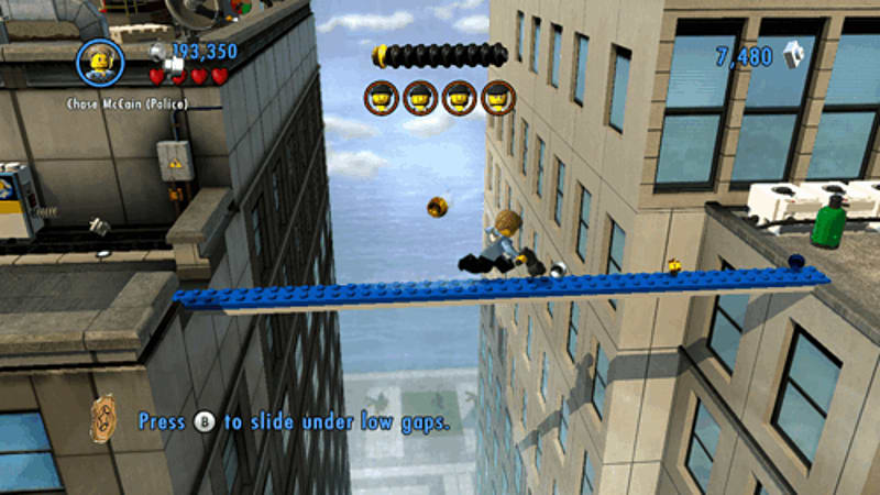 Open world crime caper LEGO City Undercover for Wii U at GAME