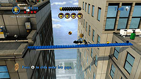 LEGO City: Undercover screen shot 16