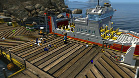 LEGO City: Undercover screen shot 3
