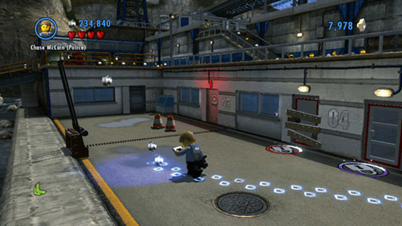 Don disguises in LEGO City Undercover for Wii U at GAME