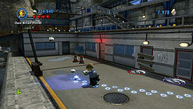 LEGO City: Undercover screen shot 4