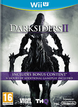 Darksiders II Wii U Cover Art