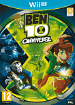 Ben 10 Omniverse Wii U