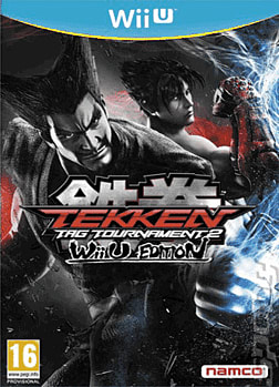 Tekken Tag Tournament 2 Wii U Cover Art