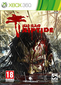 Dead Island: Riptide Xbox 360 Cover Art