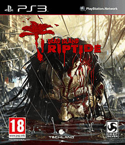 Dead Island: Riptide PlayStation 3 Cover Art