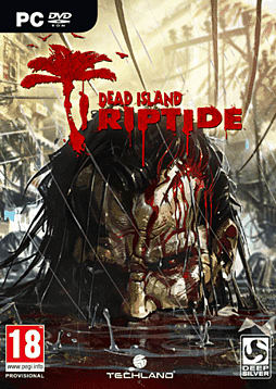 Dead Island: Riptide PC Games Cover Art