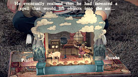Wonderbook: Book of Spells screen shot 5