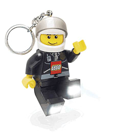 LEGO City Police Keylight Torch Toys and Gadgets