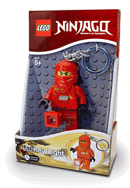 LEGO Ninjago Kai Keylight Torch Toys and Gadgets