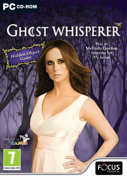 Ghost Whisperer PC Games Cover Art