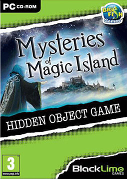 Mysteries of Magic Island PC Games Cover Art