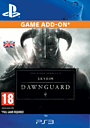 The Elder Scrolls V: Skyrim - Dawnguard PlayStation Network