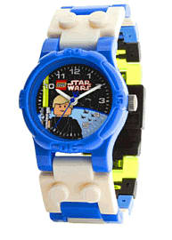 LEGO Star Wars Luke Skywalker Watch Toys and Gadgets 