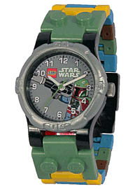 LEGO Star Wars Boba Fett Watch Toys and Gadgets
