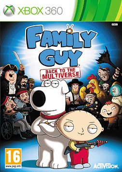 360 FAMILY GUY BACKTOMULTI Xbox 360