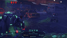 XCOM: Enemy Unknown screen shot 4