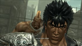 Fist of the North Star: Ken's Rage 2 screen shot 1