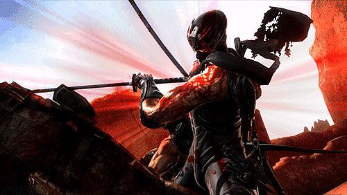 Ninja Gaiden 3: Razor's Edge Wii U Cover Art