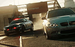Need for Speed: Most Wanted - Limited Edition screen shot 5