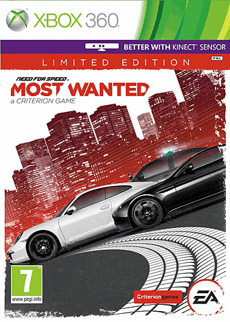 Need for Speed: Most Wanted on Xbox 360, PlayStation 3, PlayStation Vita and PC at GAME