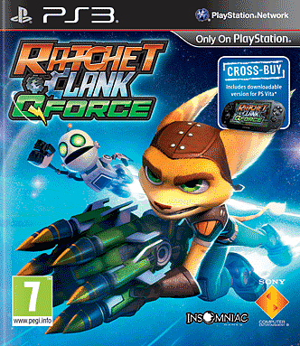 Ratchet & Clank: QForces on PlayStation 3 at GAME