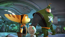 Ratchet and Clank: Q Force screen shot 1