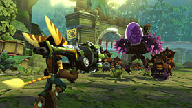 Ratchet and Clank: Q Force screen shot 2