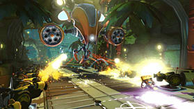Ratchet and Clank: Q Force screen shot 3