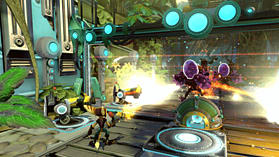 Ratchet and Clank: Q Force screen shot 4