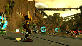 Ratchet and Clank: Q Force screen shot 5