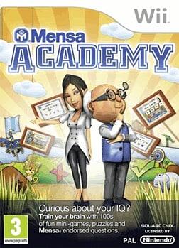 Mensa Academy Wii Cover Art