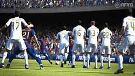 FIFA 13 Ultimate Edition (Kinect Compatible) screen shot 7