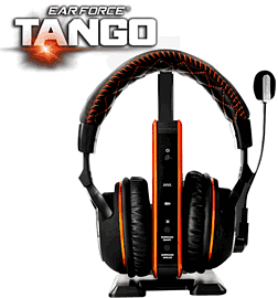 Turtle Beach Ear Force Call of Duty: Black Ops II Tango Headset Accessories