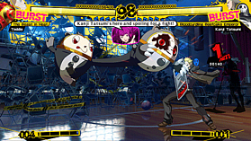 Persona 4: Arena Limited Edition screen shot 1