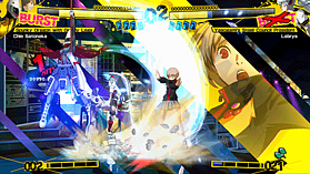 Persona 4: Arena Limited Edition screen shot 3