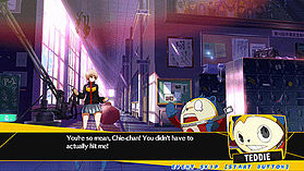Persona 4: Arena Limited Edition screen shot 4
