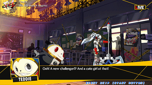 Persona 4 Arena Review for PlayStation 3 and Xbox 360 at GAME
