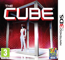 The Cube 3DS Cover Art