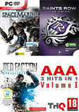 Saints Row the Third, Warhammer 40K Space Marine & Red Faction: Armageddon Triple Pack PC Games